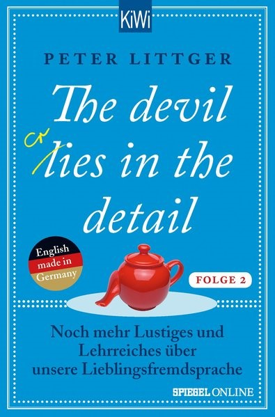 The devil lies (cries) in the detail - Folge 2 | Littger, 2017 | Buch (Cover)