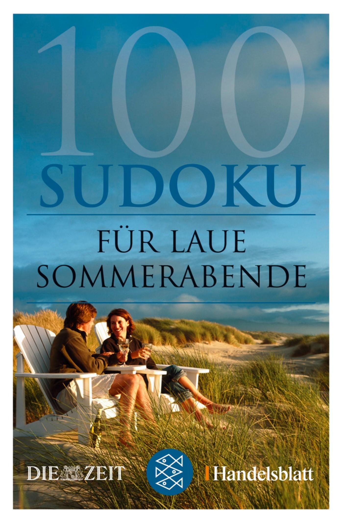 100 Sudoku für laue Sommerabende | 1. Auflage, 2007 | Buch (Cover)