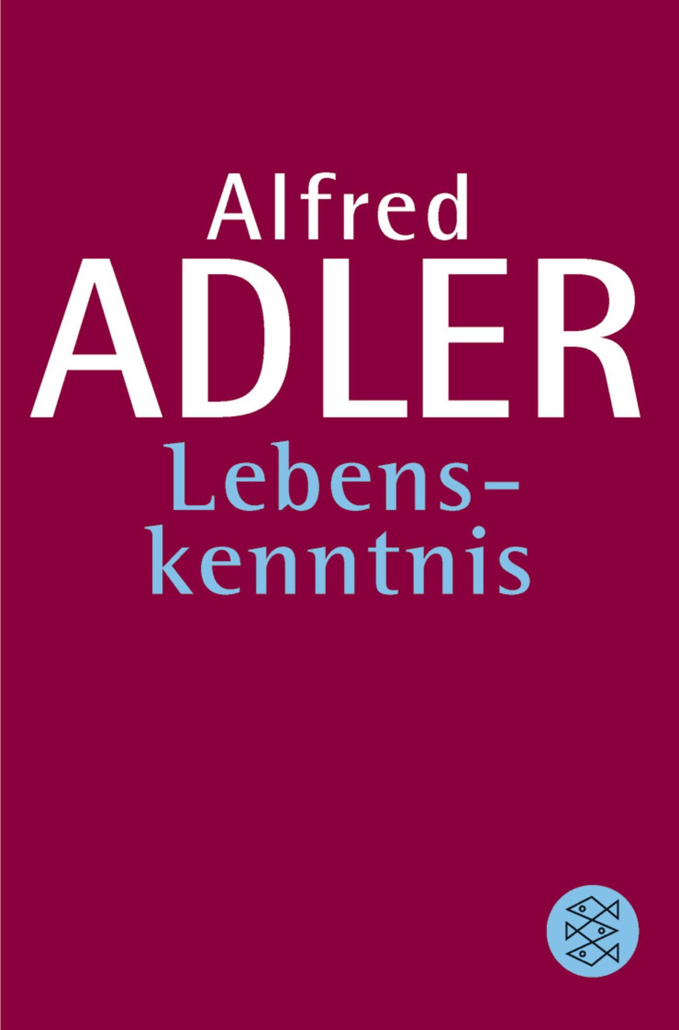 Lebenskenntnis | Adler, 1978 | Buch (Cover)