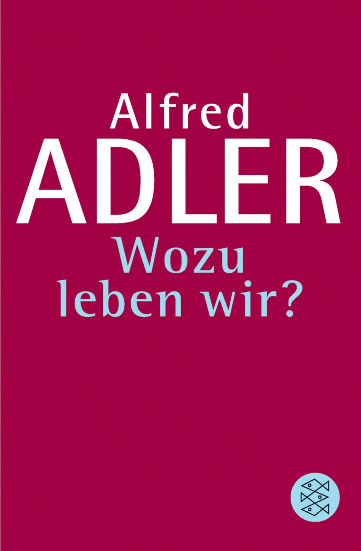 Wozu leben wir ? | Adler, 1979 | Buch (Cover)