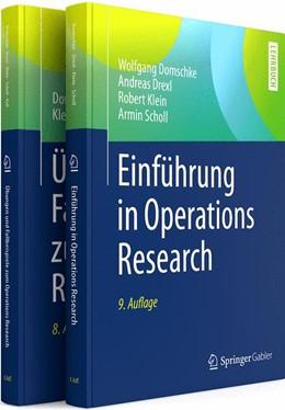 Abbildung von Domschke / Drexl / Klein | Lehr- und Arbeitsbuch Operations Research im Paket | 2016
