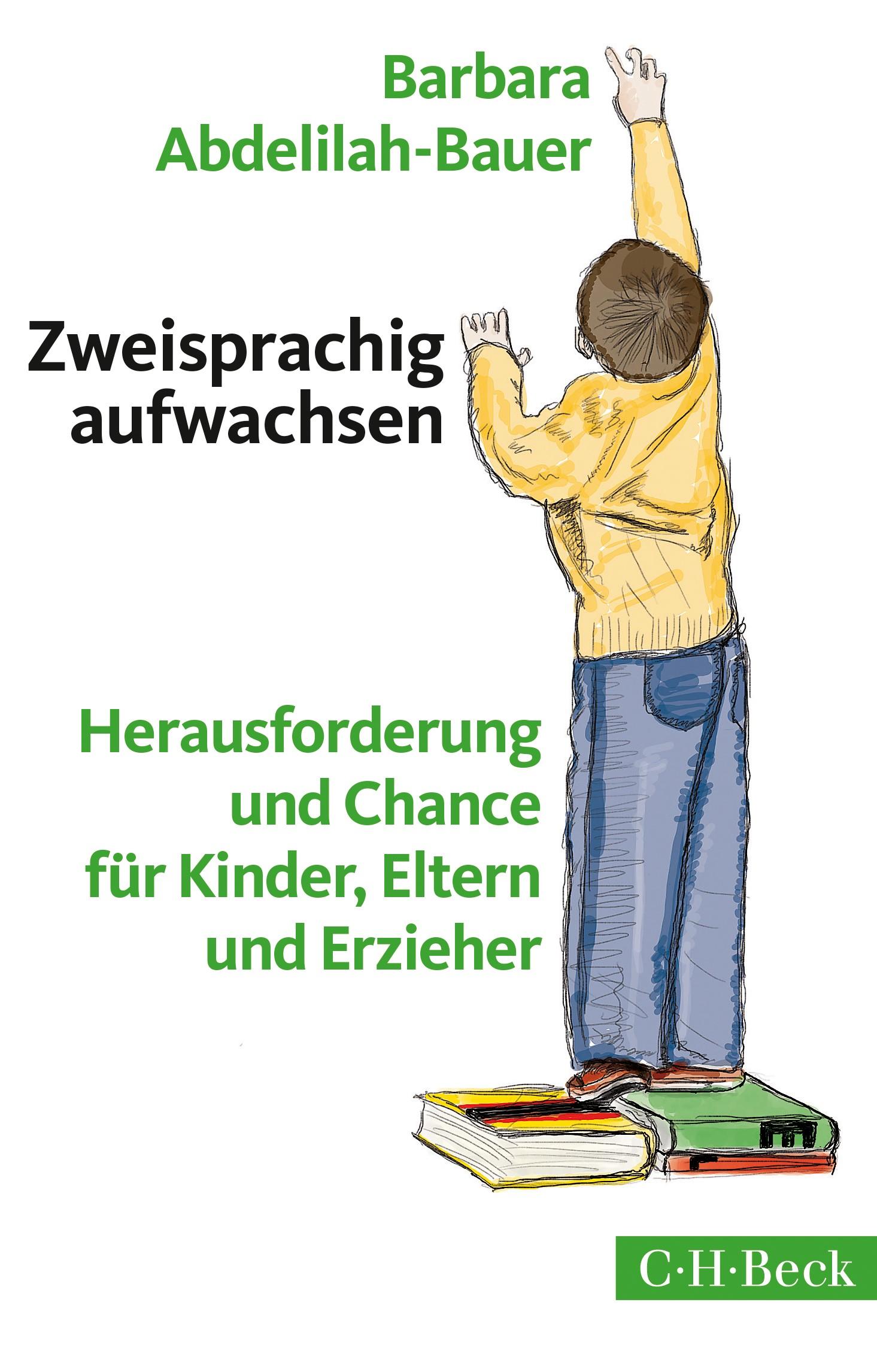 Zweisprachig aufwachsen | Abdelilah-Bauer, Barbara | 3., aktualisierte Auflage | Buch (Cover)