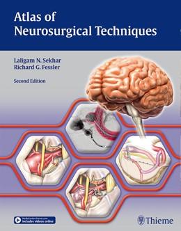 Abbildung von Sekhar / Fessler | Atlas of Neurosurgical Techniques | 2. Auflage | 2015 | beck-shop.de
