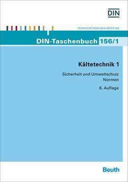 Abbildung von Kältetechnik 1 | 6. Auflage | 2018 | beck-shop.de