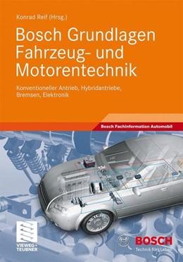 Abbildung von Reif | Bosch Grundlagen Fahrzeug- und Motorentechnik | 2012 | 2011 | Konventioneller Antrieb, Hybri...