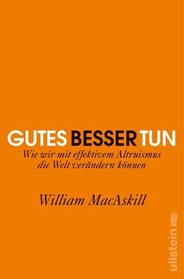 Abbildung von MacAskill   Gutes besser tun   1. Auflage   2016   beck-shop.de