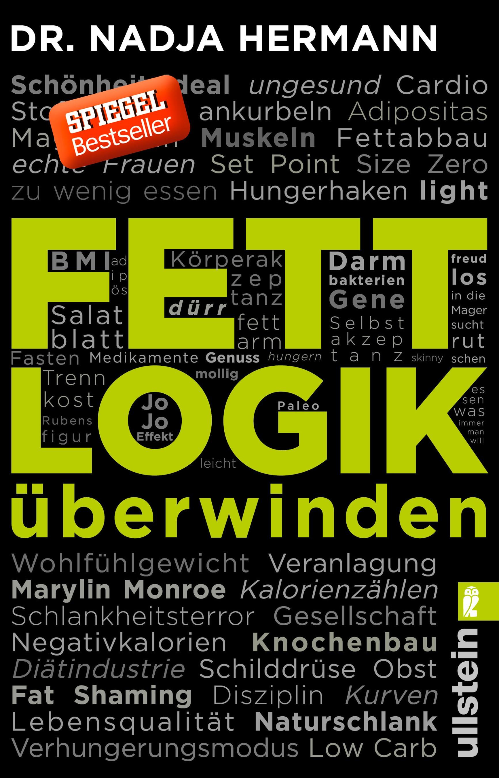 Fettlogik überwinden | Hermann, 2016 | Buch (Cover)
