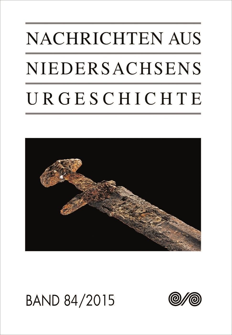 Nachrichten aus Niedersachsens Urgeschichte, 2016   Buch (Cover)