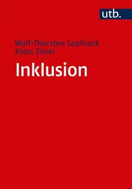 Abbildung von Saalfrank / Zierer   Inklusion   1. Auflage   2017   beck-shop.de