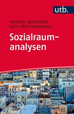 Abbildung von Spatscheck / Wolf-Ostermann   Sozialraumanalysen   1. Auflage   2016   beck-shop.de