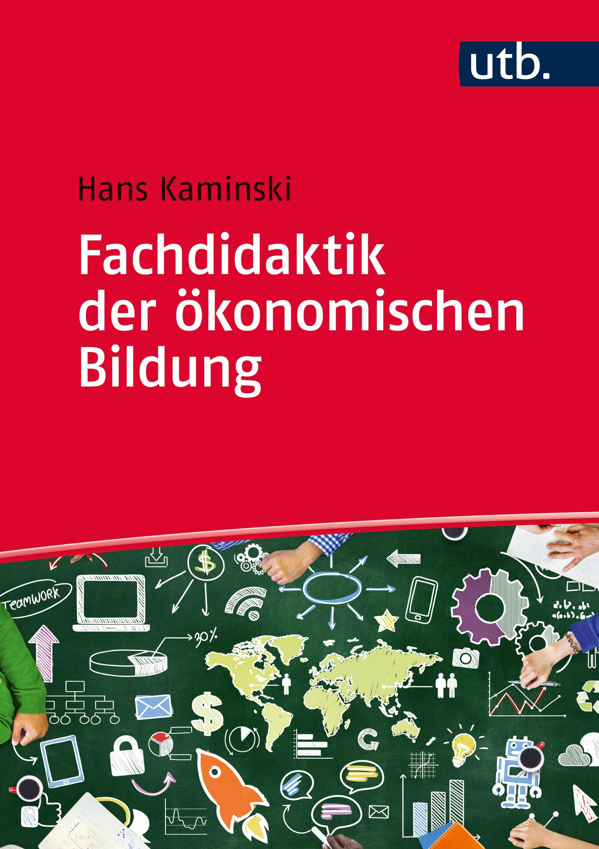 Fachdidaktik der ökonomischen Bildung | Kaminski, 2017 | Buch (Cover)