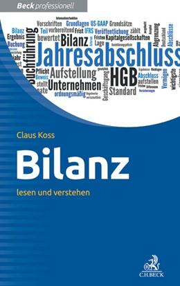 Abbildung von Koss   Bilanz   2016   lesen und verstehen