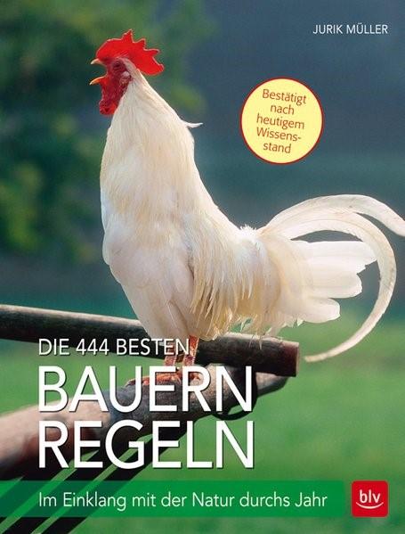 Die 444 besten Bauernregeln | Müller, 2016 | Buch (Cover)