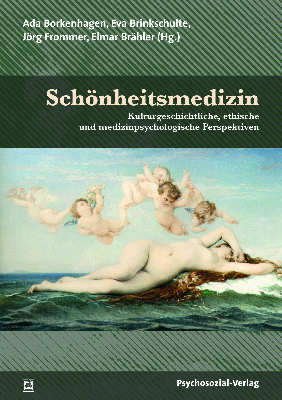 Schönheitsmedizin | Borkenhagen / Brinkschulte / Brähler, 2016 | Buch (Cover)