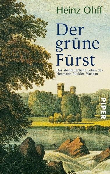 Der grüne Fürst | Ohff, 2002 | Buch (Cover)