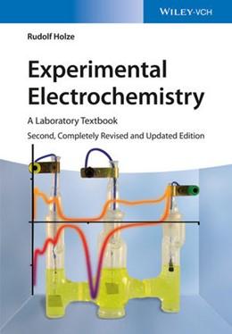 Abbildung von Holze | Experimental Electrochemistry | 2. Auflage | 2019 | A Laboratory Textbook