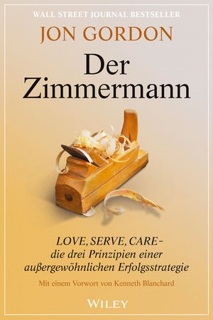 Der Zimmermann | Gordon, 2016 | Buch (Cover)