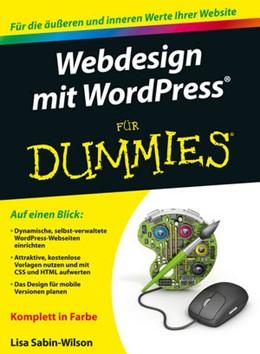 Abbildung von Sabin-Wilson | Webdesign mit Wordpress für Dummies | 1. Auflage | 2016 | beck-shop.de
