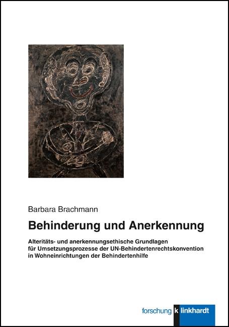 Behinderung und Anerkennung   Brachmann, 2015   Buch (Cover)