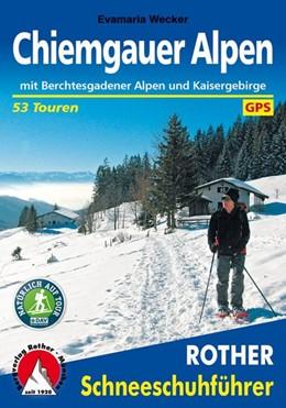 Abbildung von Wecker | Chiemgauer Alpen | 2. Auflage | 2016 | Mit Berchtesgadener Alpen und ...