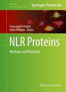 Abbildung von Di Virgilio / Pelegrín   NLR Proteins   1st ed. 2016   2016   Methods and Protocols   1417