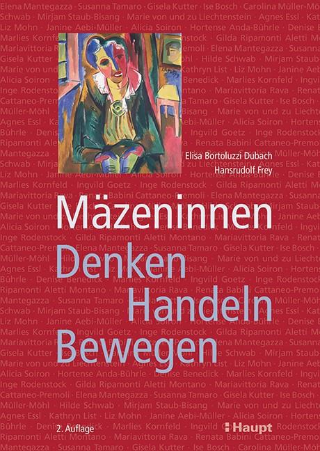 Mäzeninnen | Bortoluzzi Dubach / Frey | 2. Auflage 2015, 2015 | Buch (Cover)