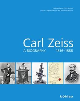 Abbildung von Paetrow / Wimmer | Carl Zeiss | 1. Auflage | 2016 | beck-shop.de