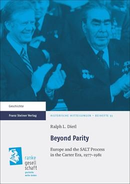 Abbildung von Dietl | Beyond Parity | 2016 | Europe and the SALT Process in...