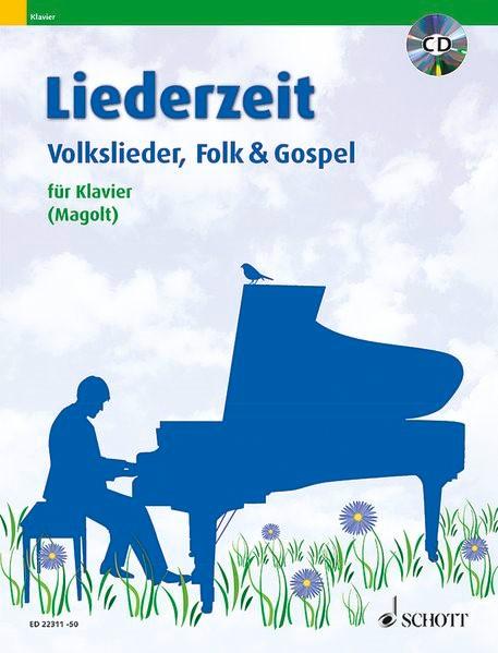 Liederzeit, 2015 (Cover)