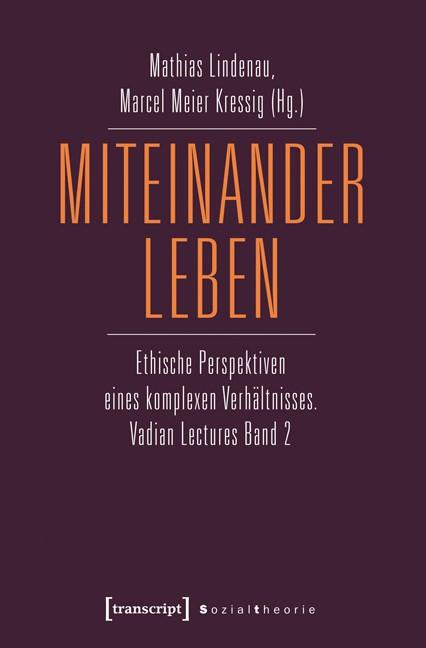 Miteinander leben | Lindenau / Meier Kressig, 2016 | Buch (Cover)