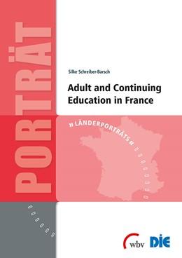Abbildung von Schreiber-Barsch | Adult and Continuing Education in France | 2015