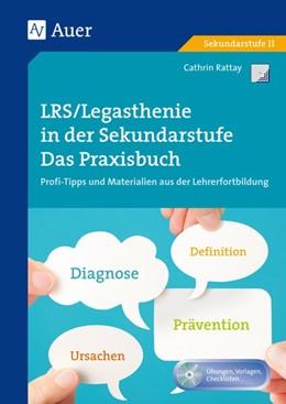 Abbildung von Rattay | LRS - Legasthenie in der Sekundarstufe | 1. Auflage | 2014 | beck-shop.de