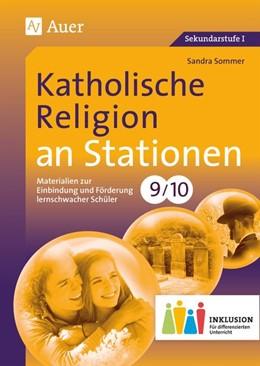 Abbildung von Sommer | Katholische Religion an Stationen 9-10 Inklusion | 1. Auflage | 2015 | beck-shop.de