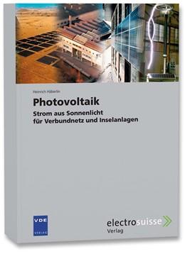 Abbildung von Häberle   Photovoltaik   2., aktualisierte und erweiterte Auflage   2010   Strom aus Sonnenlicht für Verb...