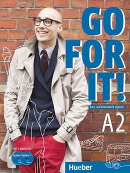 Abbildung von Demmer / Lütje | Go for it! A2. Kursbuch + Arbeitsbuch + 2 Audio-CDs | 1. Auflage | 2016 | beck-shop.de