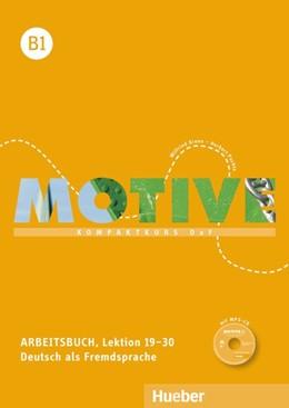 Abbildung von Krenn / Puchta   Motive B1. Arbeitsbuch. Lektion 19-30 mit MP3-Audio-CD   1. Auflage   2016   beck-shop.de