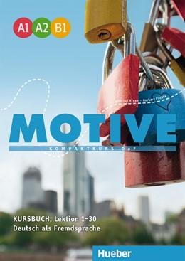 Abbildung von Krenn / Puchta | Motive A1-B1. Kursbuch, Lektion 1-30 | 1. Auflage | 2016 | beck-shop.de