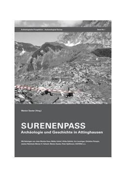 Abbildung von Sauter | Surenenpass | 2016 | Archäologie und Geschichte in ...