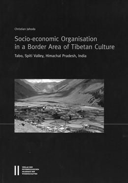Abbildung von Jahoda | Socio-econonomic Organisation in a Border Area of Tibetan Culture | 1. Auflage | 2015 | 21 | beck-shop.de
