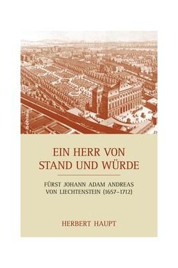 Abbildung von Haupt / Kräftner | Ein Herr von Stand und Würde | 1. Auflage | 2016 | beck-shop.de