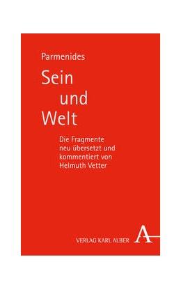 Abbildung von Parmenides   Sein und Welt   1. Auflage   2016   beck-shop.de