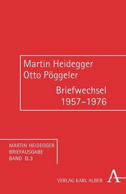Abbildung von Heidegger / Busch   Briefwechsel 1957-1976   1. Auflage   2021   beck-shop.de