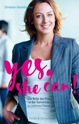 Abbildung von Haslebacher   Yes, she can!   1. Auflage   2016   beck-shop.de