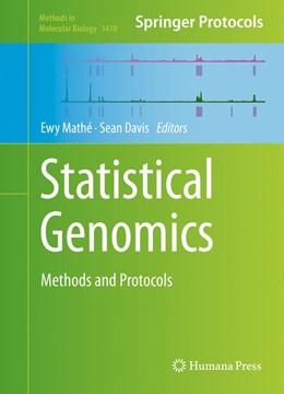 Abbildung von Mathé / Davis   Statistical Genomics   1st ed. 2016   2016   Methods and Protocols   1418