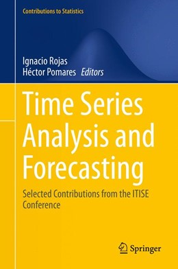 Abbildung von Rojas / Pomares   Time Series Analysis and Forecasting   1. Auflage   2016   beck-shop.de