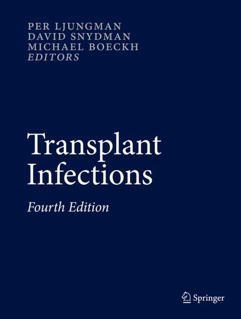 Transplant Infections | Ljungman / Snydman / Boeckh | 1st ed. 2016, 2016 | Buch (Cover)