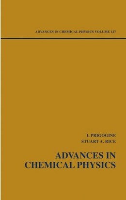 Abbildung von Prigogine / Rice | Advances in Chemical Physics | 2003