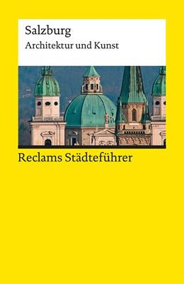 Abbildung von Kretschmer | Reclams Städteführer Salzburg | 2016 | Architektur und Kunst | 19358
