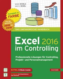 Abbildung von Schels / Seidel   Excel 2016 im Controlling   1. Auflage   2016   beck-shop.de