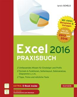 Abbildung von Schels | Excel 2016 Praxisbuch | 2016 | Von der ersten Tabellenkalkula...